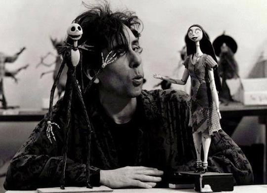 ¡Feliz cumpleaños, Tim Burton!