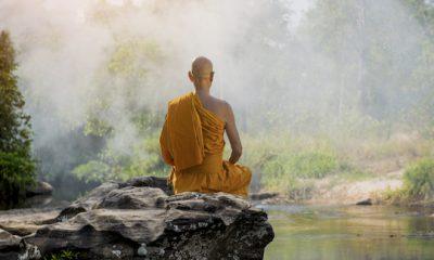 ¿Conoces las habilidades sobrehumanas de los monjes?