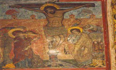¿Extraterrestres presentes en la crucifixión de Jesús?