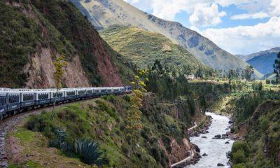 ¿Sabías que existe un tren que sube tan alto que debes usar oxígeno?