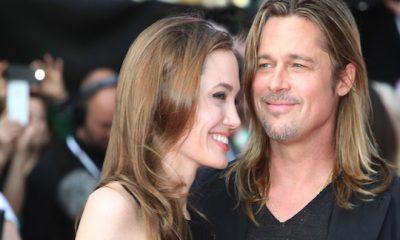 ¿Brad Pitt y Angelina Jolie juntos otra vez?