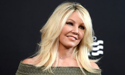 ¿Heather Locklear está hospitalizada?