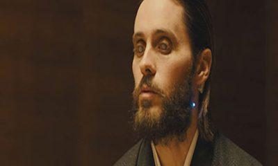¿Jared Leto ciego?