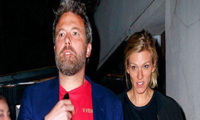 Ben Affleck y Lindsay Shookus ¿Juntos al altar?