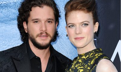 Game Of Thrones ¡Kit Harington y Rose Leslie se casan!