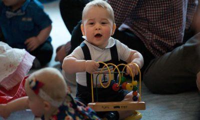 Nueva escuela para el príncipe George
