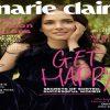 Winona Ryder en la portada de Marie Claire