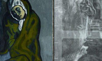 Picasso. La Misereuse Accroupie