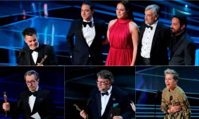 Premios Oscar 2018- modofun