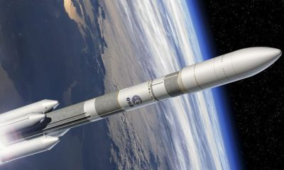 Despegue número 100 para el cohete europeo Ariane 5