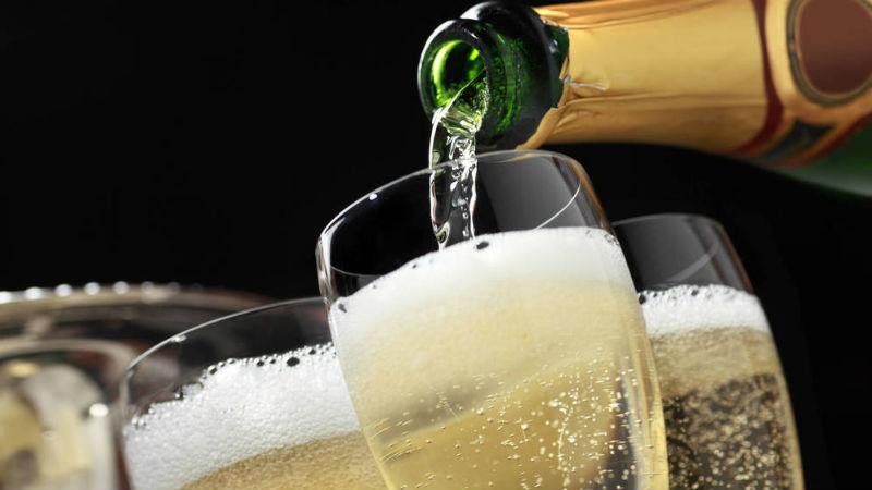 champán-