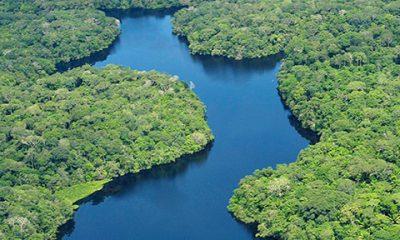¿Sabías que existe un río que fluye debajo del Río Amazonas