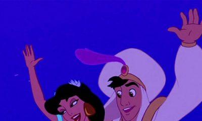 Aladdin se estrenará en mayo de 2019 en España