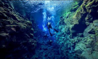 ¿Sabías que la cordillera más larga del mundo está bajo el agua