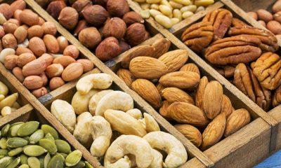 ¿Sabías que la ingesta de frutos secos no engorda