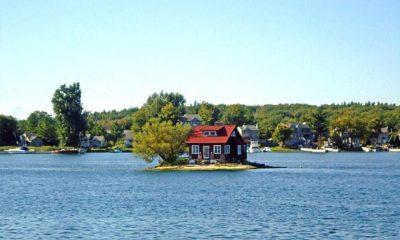 ¿Sabías que la isla habitada más pequeña del mundo está en Nueva York?