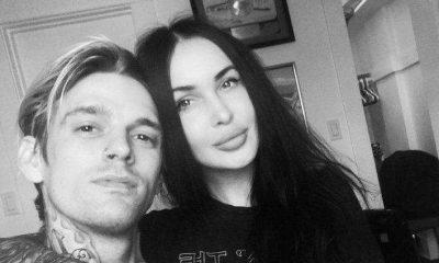 Aaron Carter y Lina Valentina esperan su primer hijo