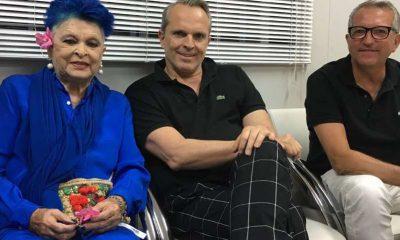 La mamá de Miguel Bosé podría ir a la cárcel
