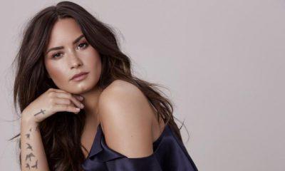 Demi Lovato se apoya en su nuevo novio