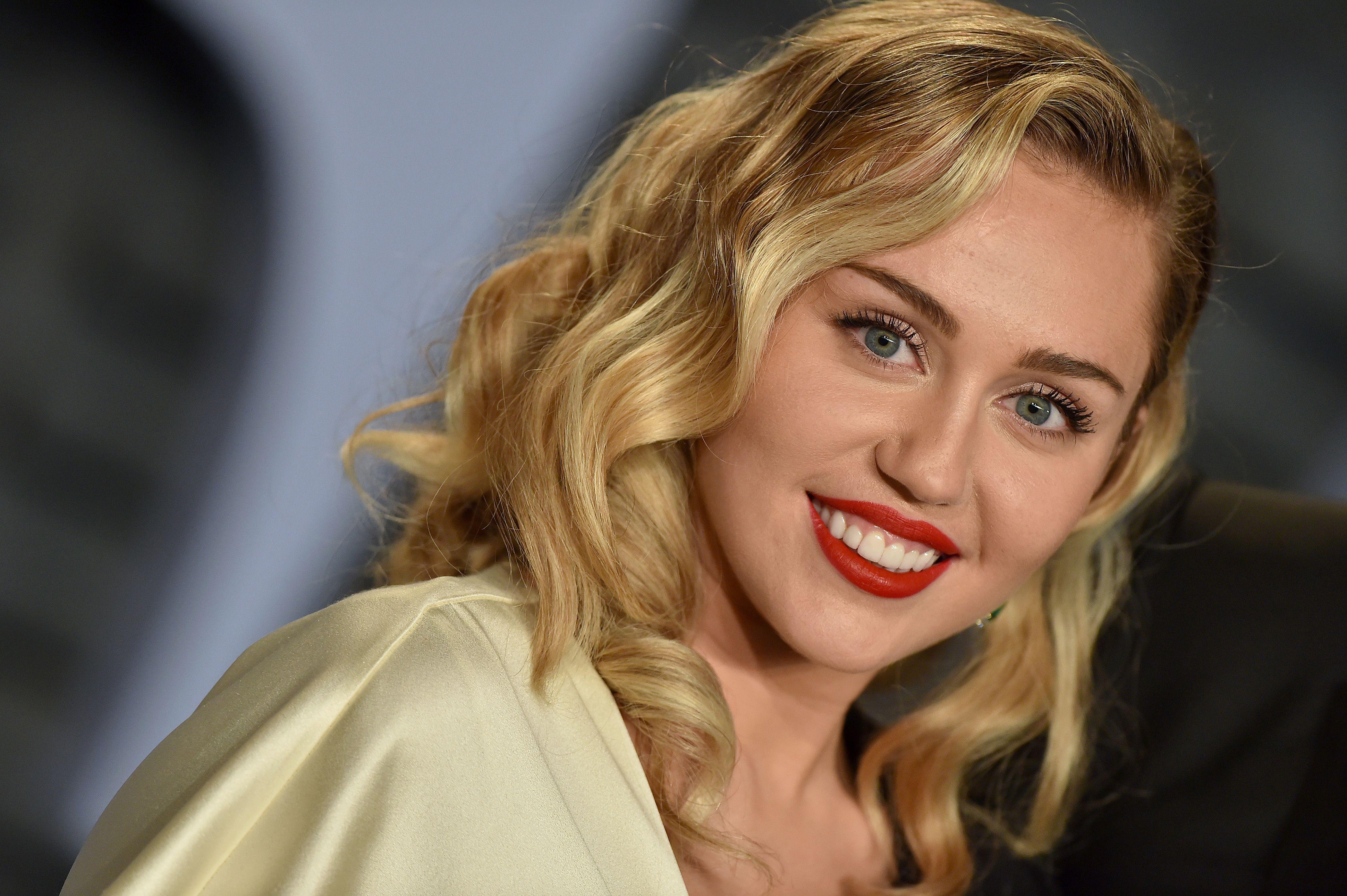 Miley Cyrus está de vuelta en la música