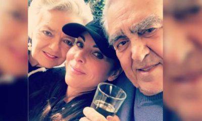 Kate del Castillo se reunió con sus papás tras dos años
