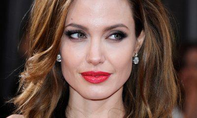La nueva faceta de Angeline Jolie