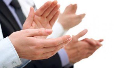 ¿Sabías que aplaudir es contagioso?