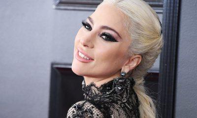 Lady Gaga en llamas