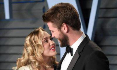 Miley Cyrus y el precioso regalo de cumpleaños a su marido