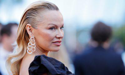 Pamela Anderson está feliz y enamorada