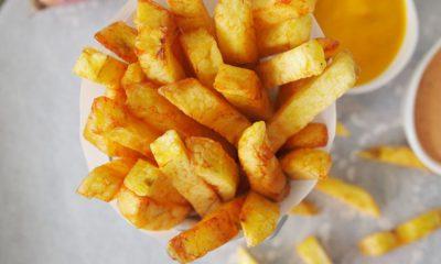 ¿Sabías que el aroma de las papas fritas las hace adictivas