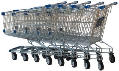 ¿Sabías que los carritos del supermercado son MUY sucios