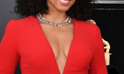 Alicia Keys llegó a los Grammys sin maquillaje