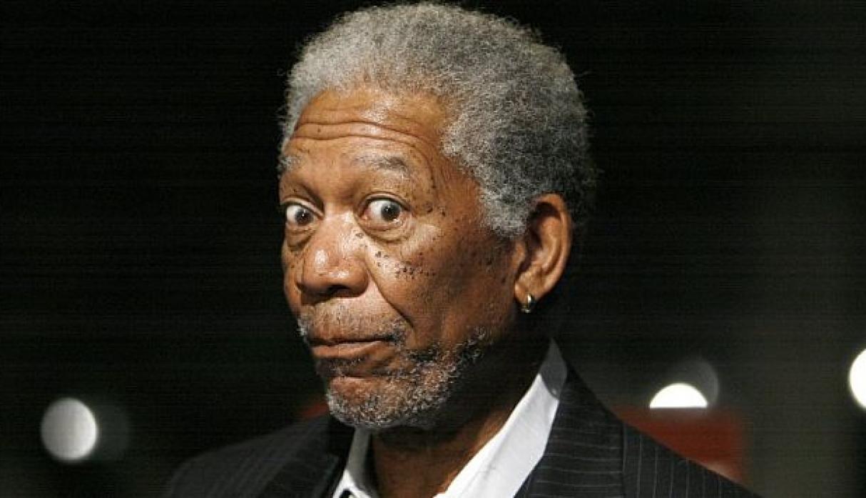 Morgan Freeman celebra la justicia