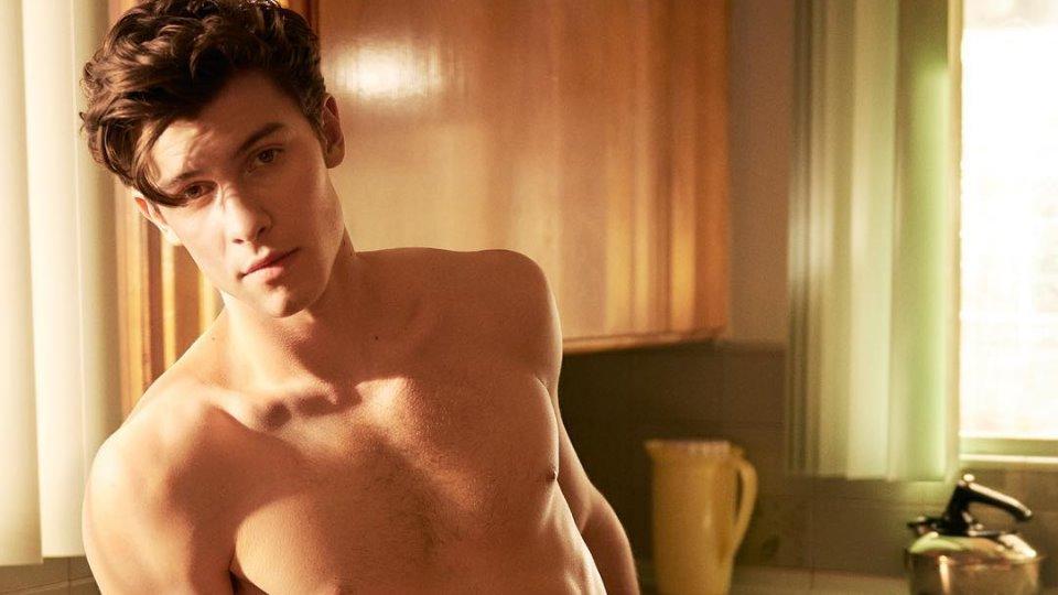 Shawn Mendes sorprende con sexy fotografía