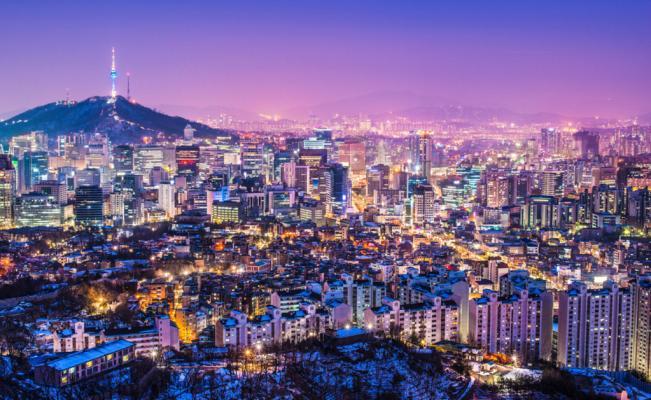¿Sabías que Corea del Sur tiene la Internet más rápida?