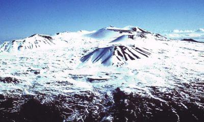 ¿Sabías que hay un permafrost en Hawai?