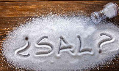 ¿Sabías que la sal puede causar una enfermedad cardíaca?
