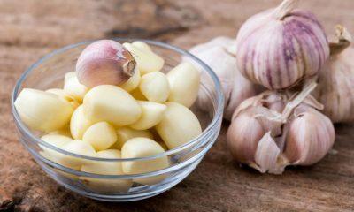¿Sabías que el ajo combate la hipertensión?