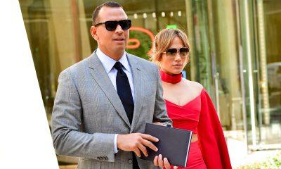 Alex Rodríguez engañó a Jennifer Lopez