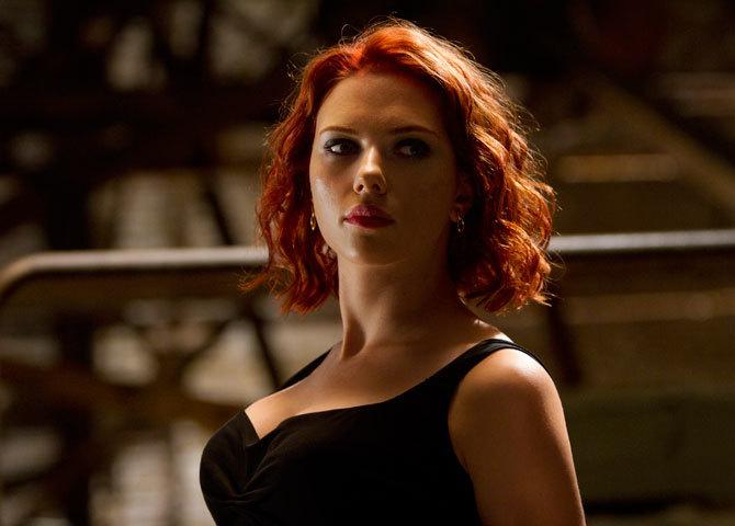 La doble de Scarlett Johansson