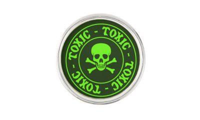 ¿Sabías que el color verde es tóxico?