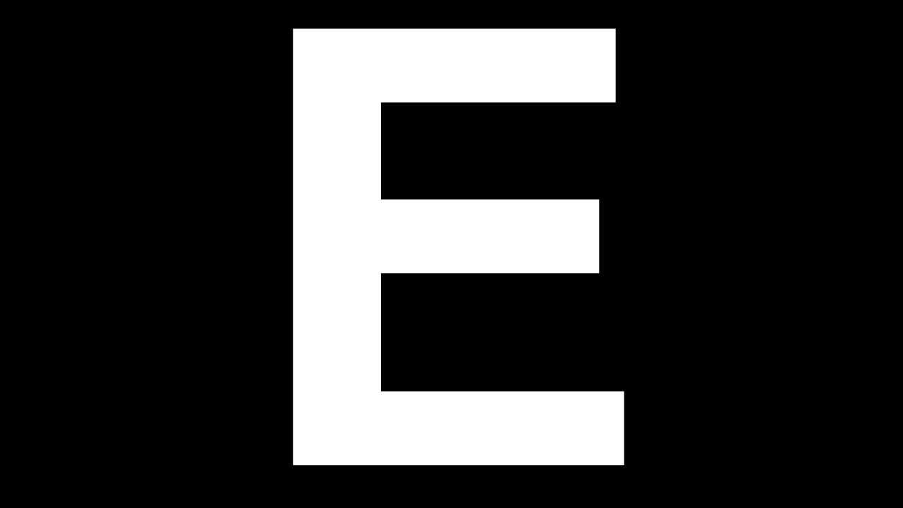 ¿Sabías que la letra E es la más repetida?