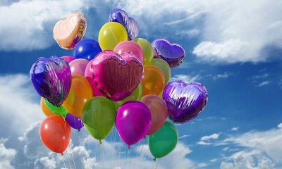 ¿Sabías que los globos de helio tardan años en desintegrarse?
