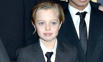 Hija de Angelina y Brad cambiará de género