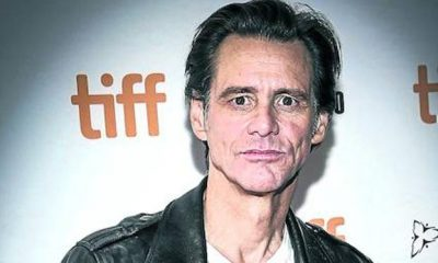 Jim Carrey luce irreconocible