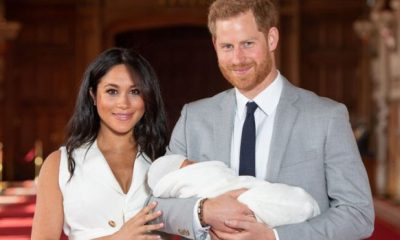 ¿Por qué el hijo de Meghan y el príncipe Harry se llama Archie