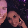 ¿Shawn Mendes y Demi Moore?