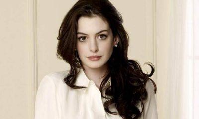 Anne Hathaway imita a Kate Middleton