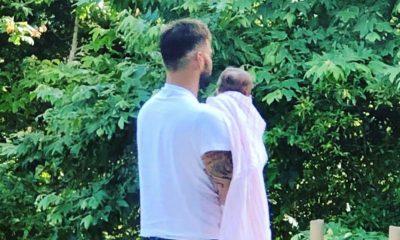 Ricky Martin enamorado de su pequeña hija